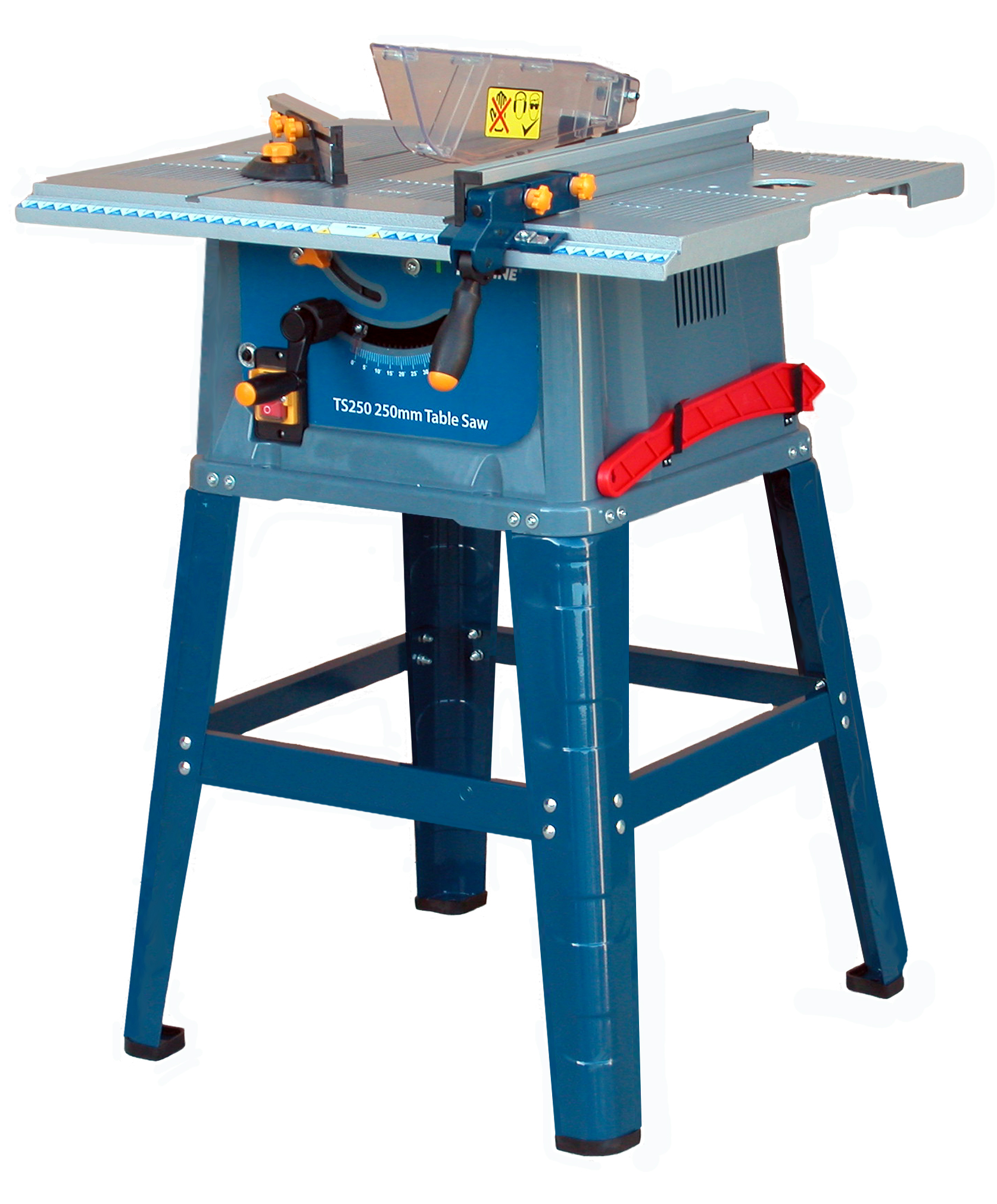 Buy online 250mm Table Saw