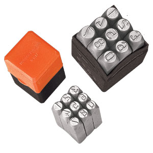 letter and number punch set buy groz number punch set 10mm 21017 | GZ25907