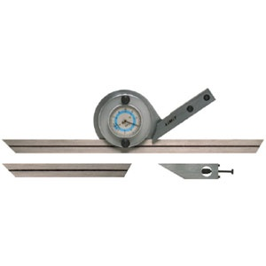 LiMiT DIAL PROTRACTOR 0-360 STEEL
