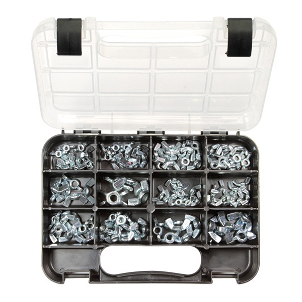 Champion GJ Grab Kit 102pc Wing Nuts Metric / Imperial