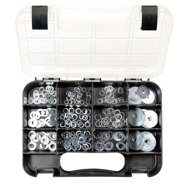 Champion GJ Grab Kit 255pc Assorted Washers Imperial