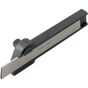 GROZ 22MM BEVELLED BLADE CUT OFF TOOL HOLDER