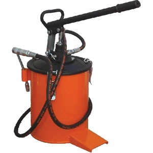 GROZ BUCKET GREASE PUMP 10KG