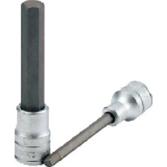 "1/2"" Drive Extra Long Hex Socket 6mm"