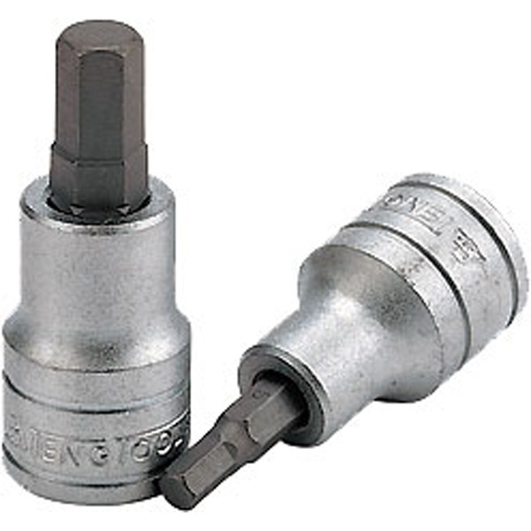 "3/8"" Drive Metric Hex Bit Socket 3mm"