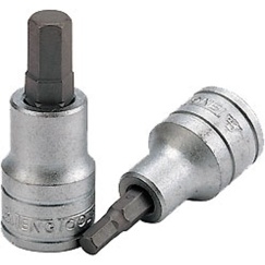 "3/8"" Drive Metric Hex Bit Sockets"
