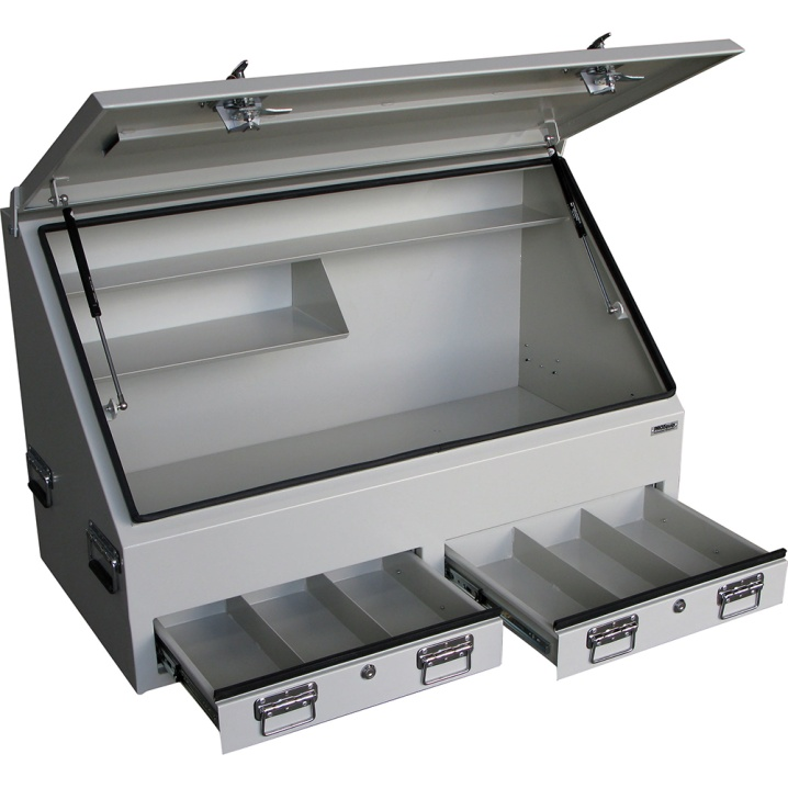 ProEquip Steel HD Truck Box2-Drawer 1210x600x750mm