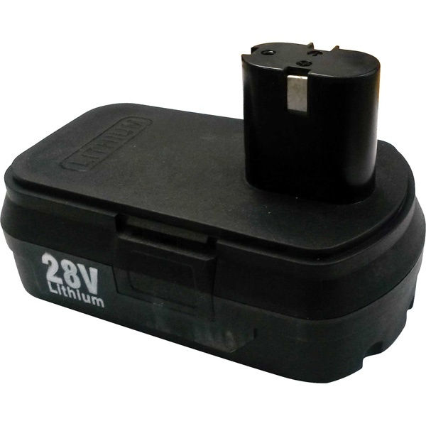 REPLACEMENT 28V LITHIUM BATTERY PACK