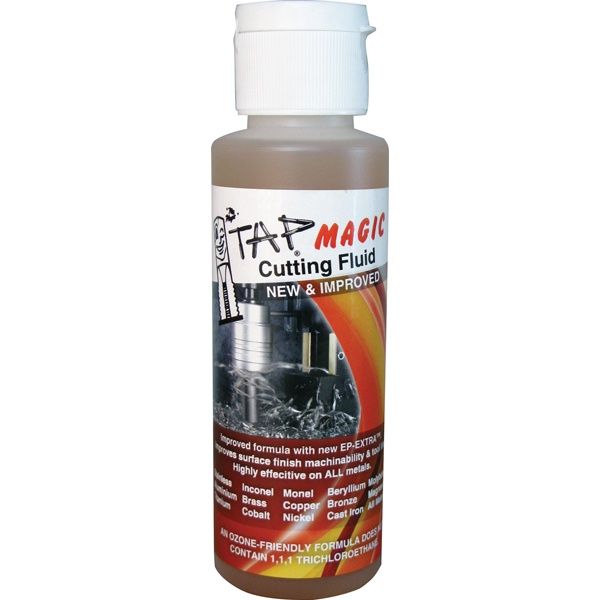 Tap Magic EP-Extra Cutting Fluid 125ml Plastic Bottle