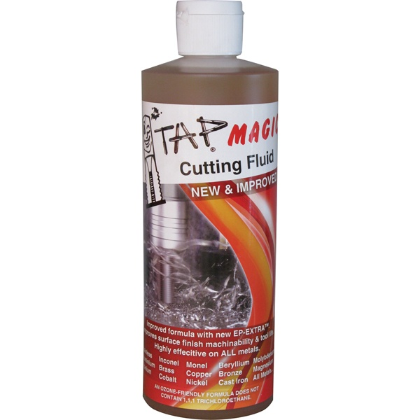 Tap Magic EP-Extra Cutting Fluid 500ml Plastic Bottle