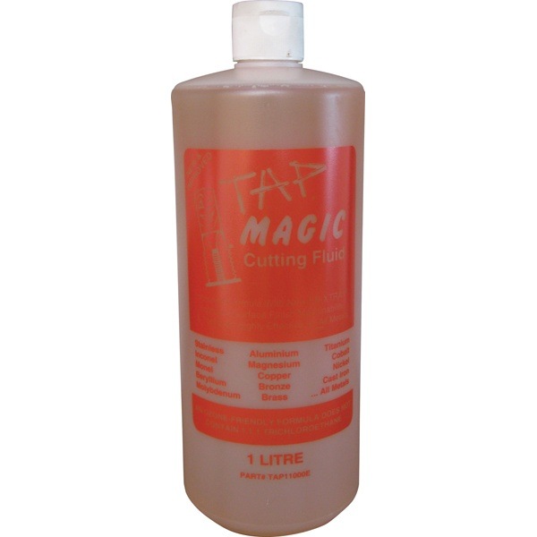 Tap Magic EP-Extra Cutting Fluid 1Ltr Plastic Bottle