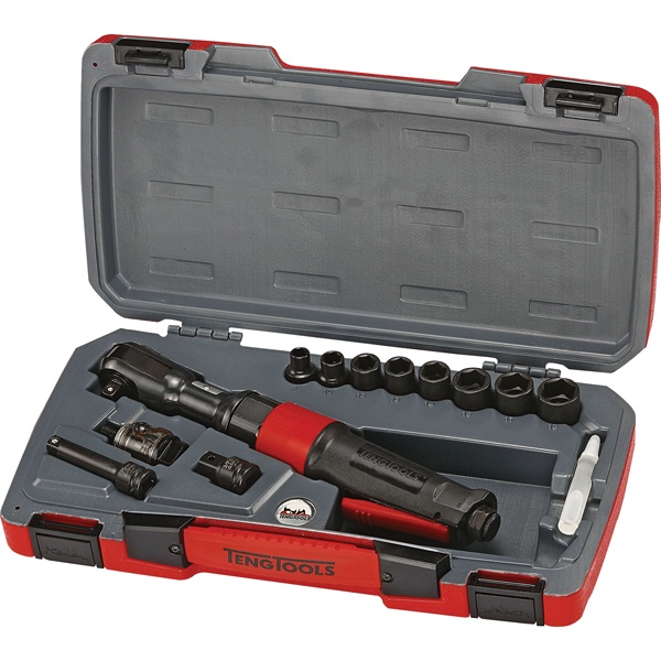 3/8IN AIR RATCHET SET (120NM)