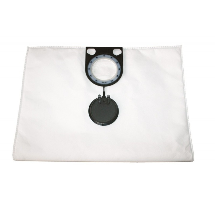 5 Fleece filter bags - 45-50 l, ASR 50 L/M SC