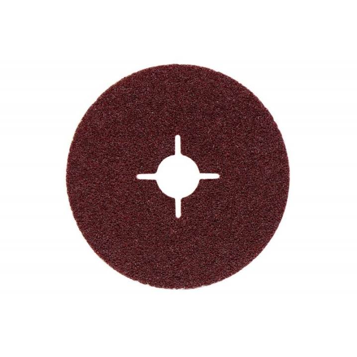 Fibre disc 125 mm P 60, NK