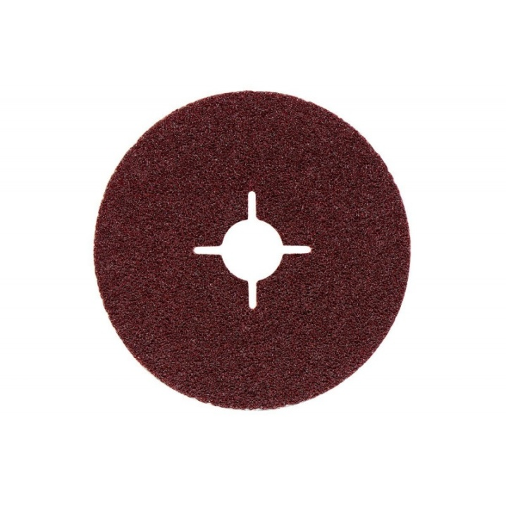 Fibre disc 125 mm P 100, NK