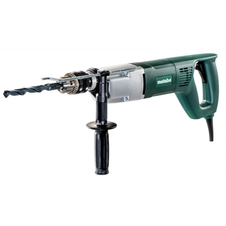 Metabo BDE 1100 - 1100w High Torque Drill
