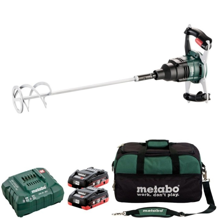 Metabo RW 18 LTX 120 Cordless Stirrer KIT