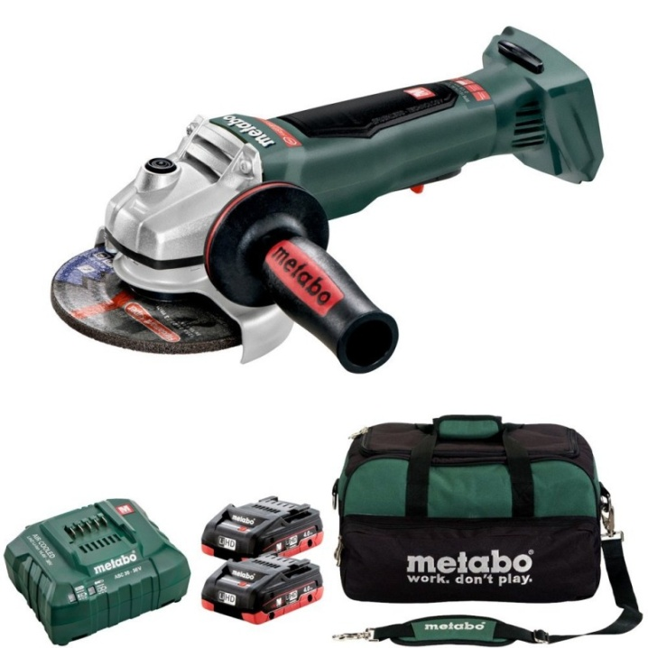 Metabo WPB 18 LTX BL KIT