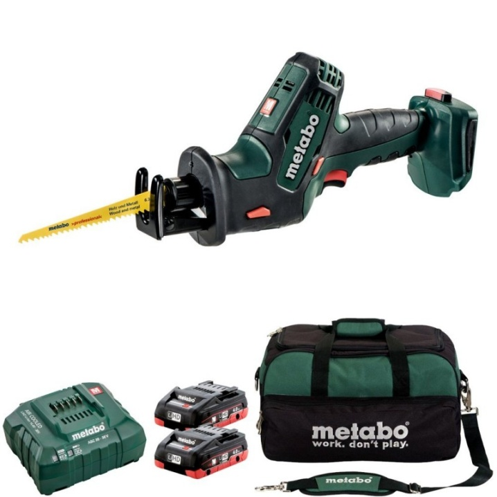 Metabo SSE 18 LTX KIT