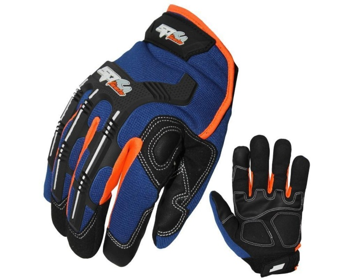 Large Impact Protection Gloves
