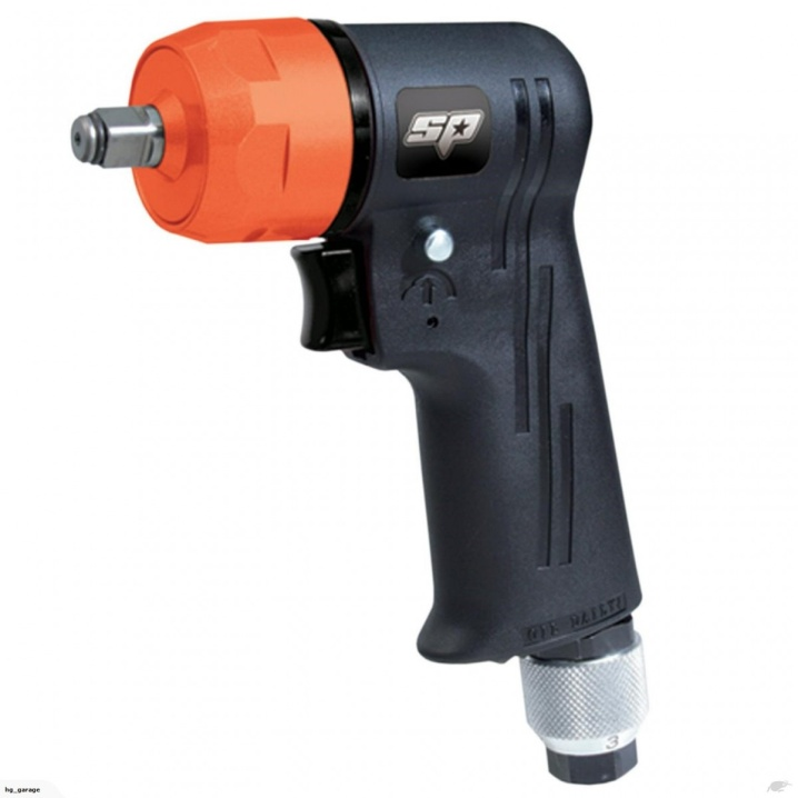 "3/8""Dr 60ft/lb Composite Body Impact Wrench"