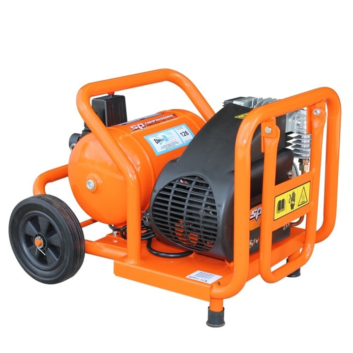 2HP Trade Duty Portable Air Compressor - Ute Pack