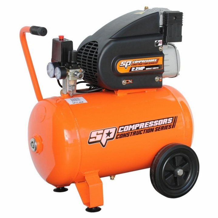 2HP Portable Air Compressor