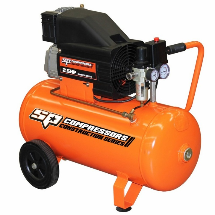 2.5HP Portable Air Compressor
