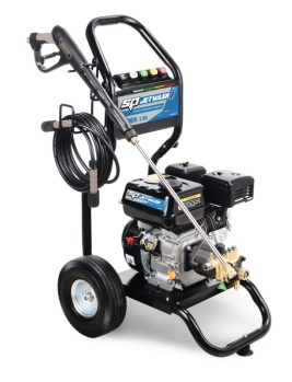 SP PRESSURE WASHERS