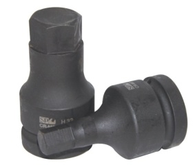 "1"" Dr Metric Inhex Impact Sockets"