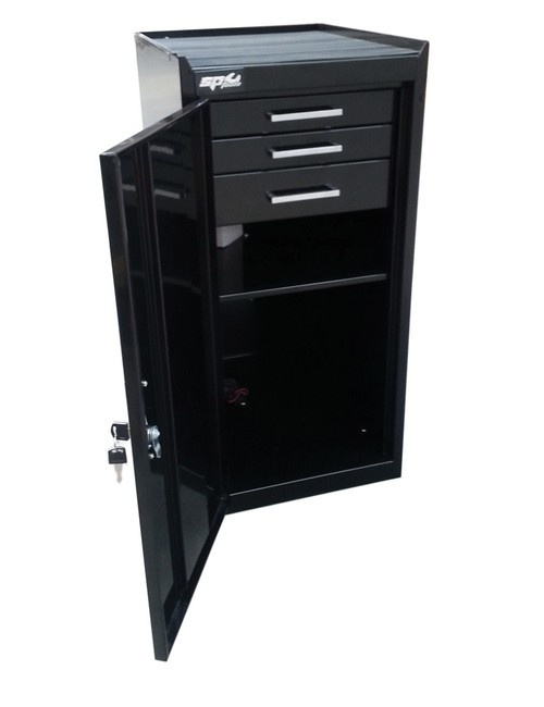 Custom Series Side Power Tool Cabinets 3 Drawer