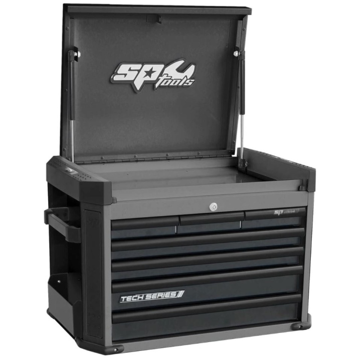 Tech Series Tool Box 7 Drawer (DIAMOND BLACK)