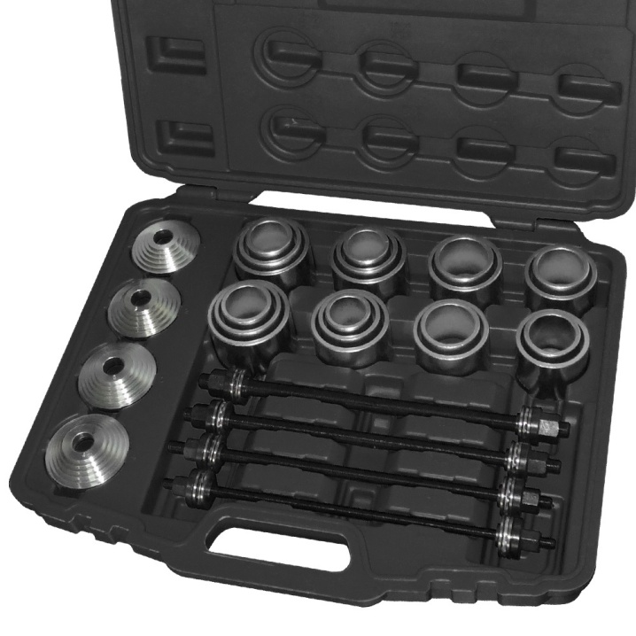 30pc Master Press & Pull Sleeve Kit