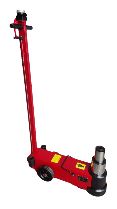 Wayco 50 Ton 2 Stage Air/Hydraulic Jack