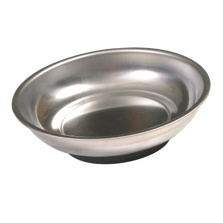 Round Magnetic Stainless Steel Tray