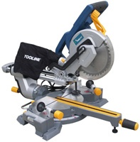216MM DUAL BEVEL SLIDE COMPOUND MITRE SAW.