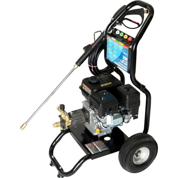 2800psi Petrol Pressure Washer