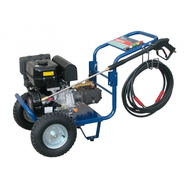 4000psi Petrol Pressure Washer