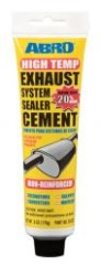 EXHAUST SYSTEM SEALER/CEMENT