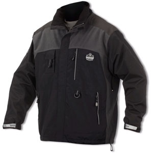 CORE PERFORMANCE WORK WEAR™ 6465 THERMAL JACKET - L - BLACK