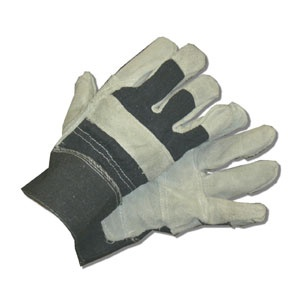 GLOVES PATCH PALM LEATHER (PAIR)