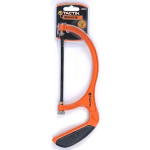 Tactix Hacksaw Junior 150mm/6in