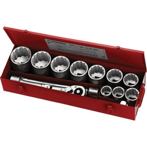 "15 Piece 1"" Drive Socket Set"