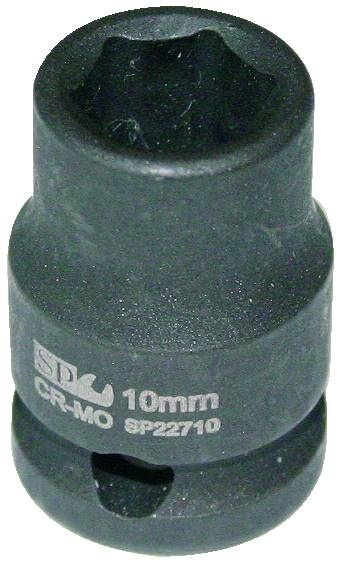 "3/8"" Dr Metric Impact Socket 7mm"