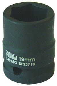 "1/2"" Dr SAE Standard Impact Sockets"