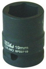 "1/2"" Dr Standard Impact Sockets"