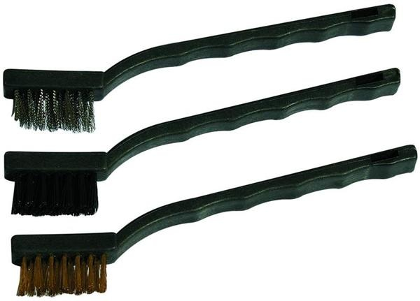3pc Mini Brush Set