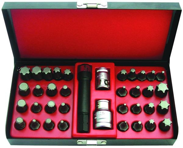 37pc Professional Bit Set