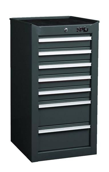 Custom Series Side Tool Cabinet 7 Drawer
