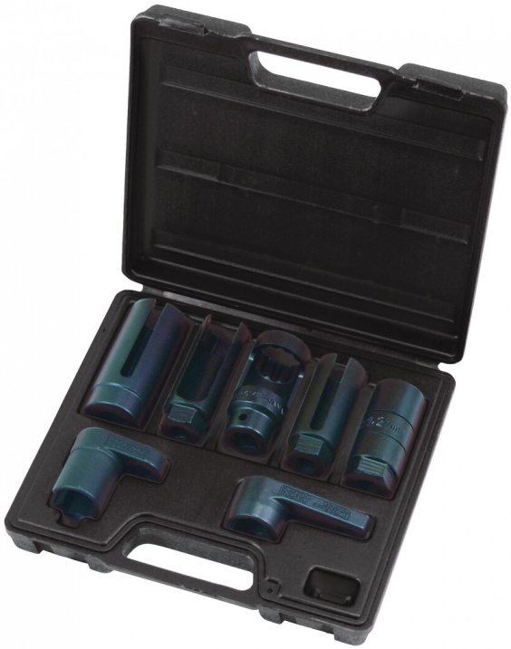 7pc Sensor Socket Set